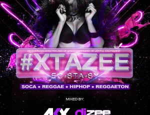 XTAZEE CD NOW AVAILABLE!